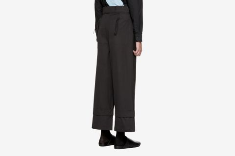 Workwear Fisherman Trousers
