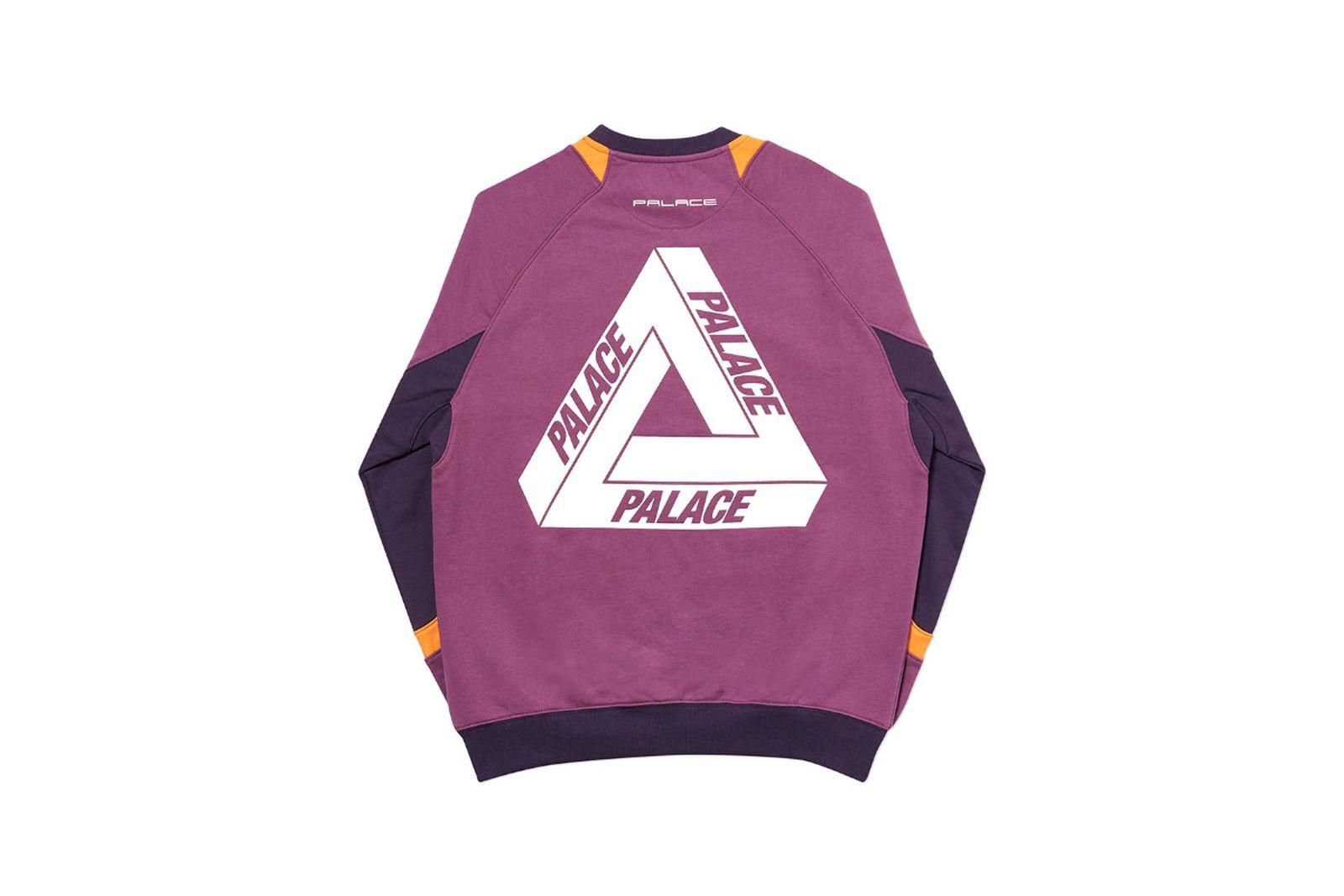 Palace 2019 Autumn Crew Tour De Force purple back 2508 1