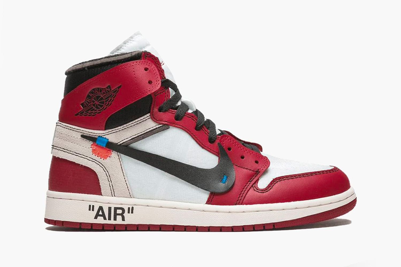 Off-White™ Air Jordan 1 Chicago