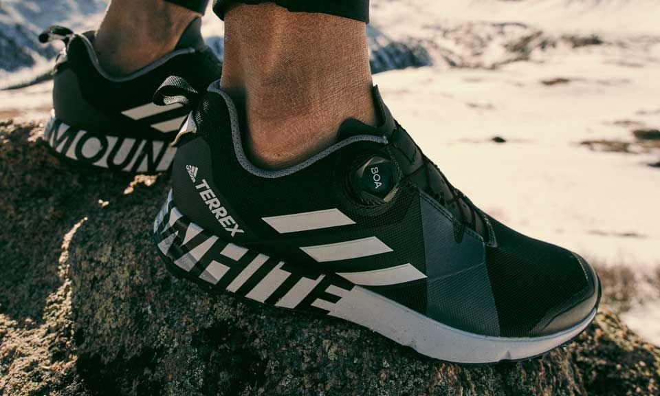 reputable site 34a02 3eb5e Here s How to Cop White Mountaineering s adidas Terrex Two Boa