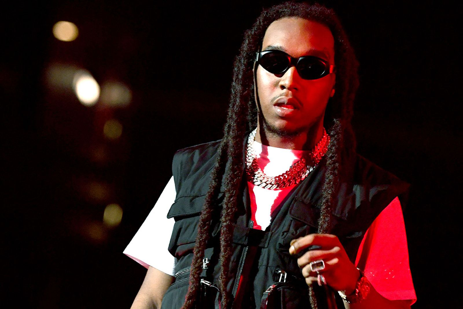 Takeoff of Migos performs at the 7th Annual BET Experience