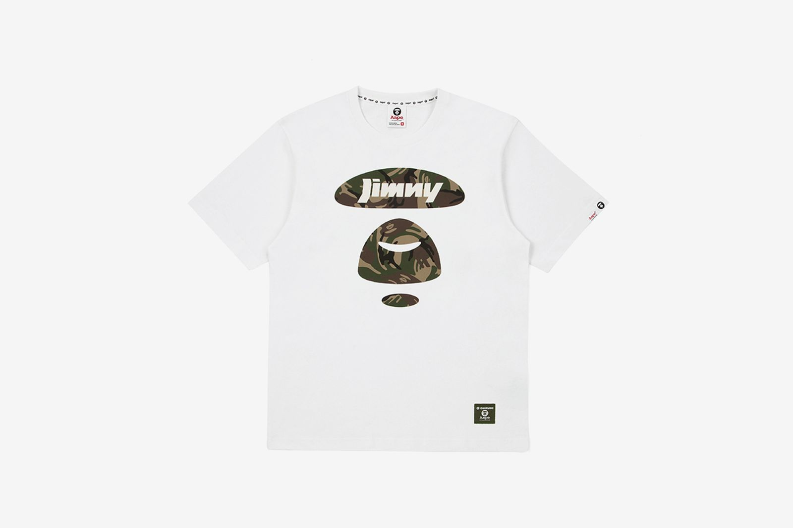 Print Suzuki Jimny aape bape