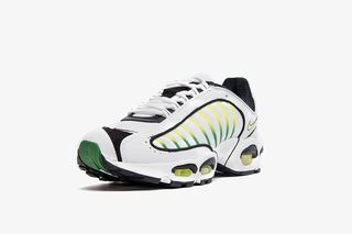 "new product 639fd 5f573 Here s How to Cop the Techy Nike Air Max Tailwind 4 ""Aloe Verde"""