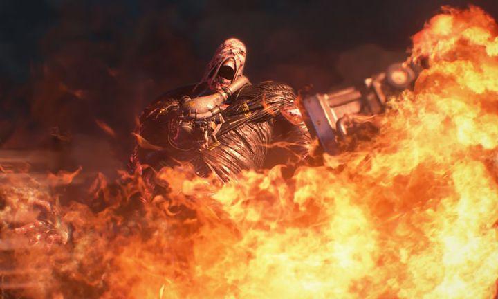 Resident Evil 3 announcement trailer