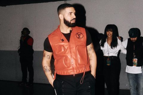 Drake Got a Tattoo of His Son Adonis' Face: See It Here