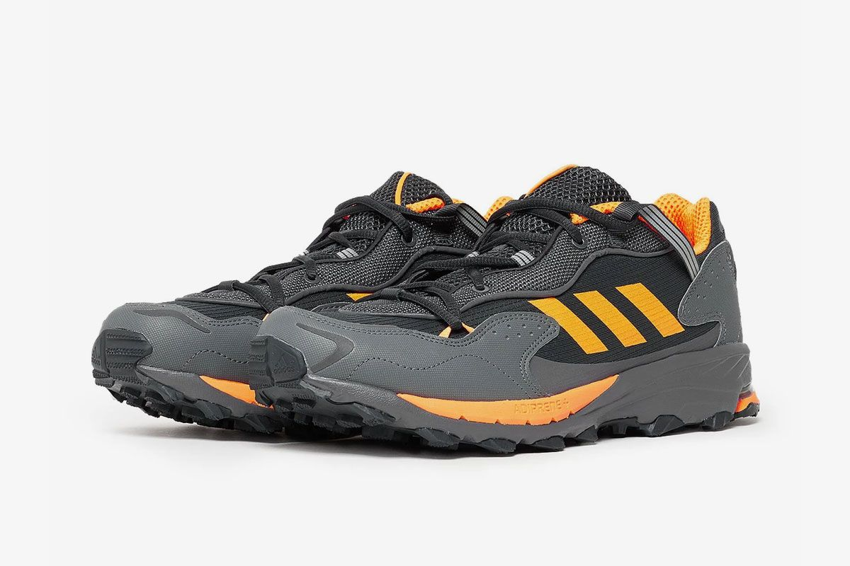 The adidas Response Hoverturf Is Dressed in Archival Trail Colorways 5