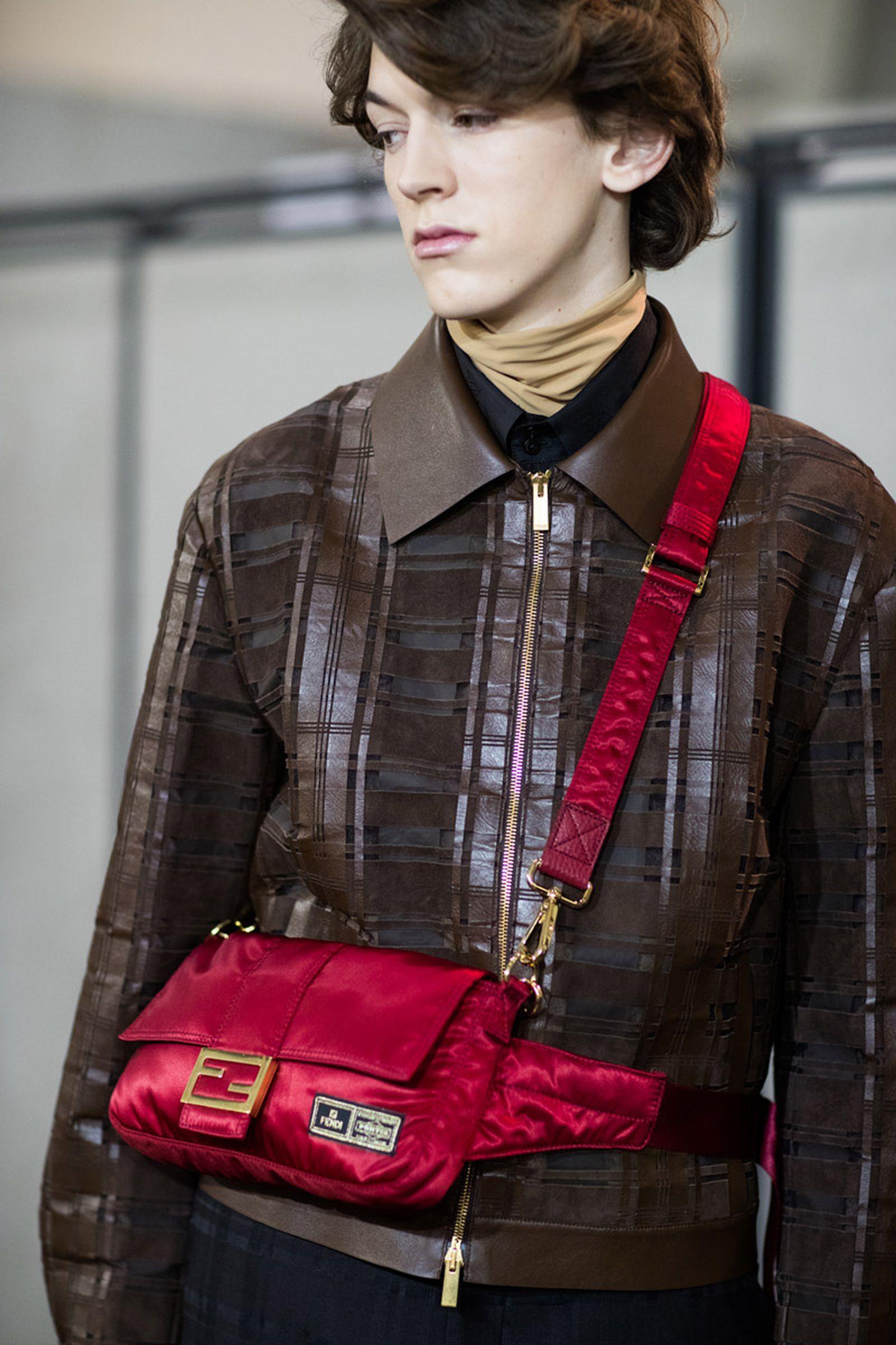 MFW19 Milan Fendi EvaAlDesnudo 02 milan fashion week prada runway