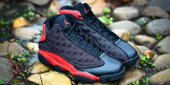 lowest price 6e435 df6ca Release Reminder  Air Jordan 13 Retro  Bred    Highsnobiety