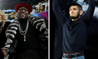 Floyd Mayweather Says He's Rematching Conor McGregor After Khabib Fight
