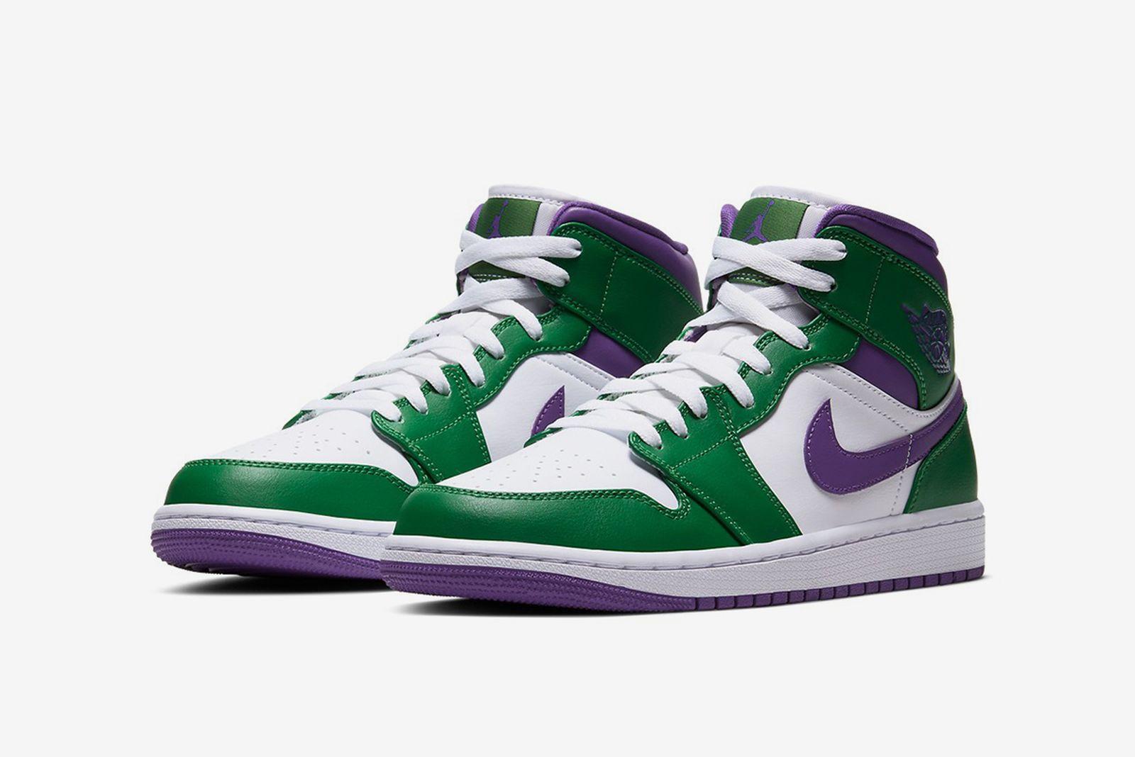 Nike Air Jordan 1 Mid Incredible Hulk