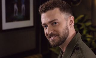"""Justin Timberlake and Jimmy Fallon Exchange Glances in """"Looks"""""""