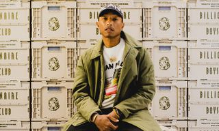 Pharrell Williams Unveils Billionaire Boys Club Branded Crates