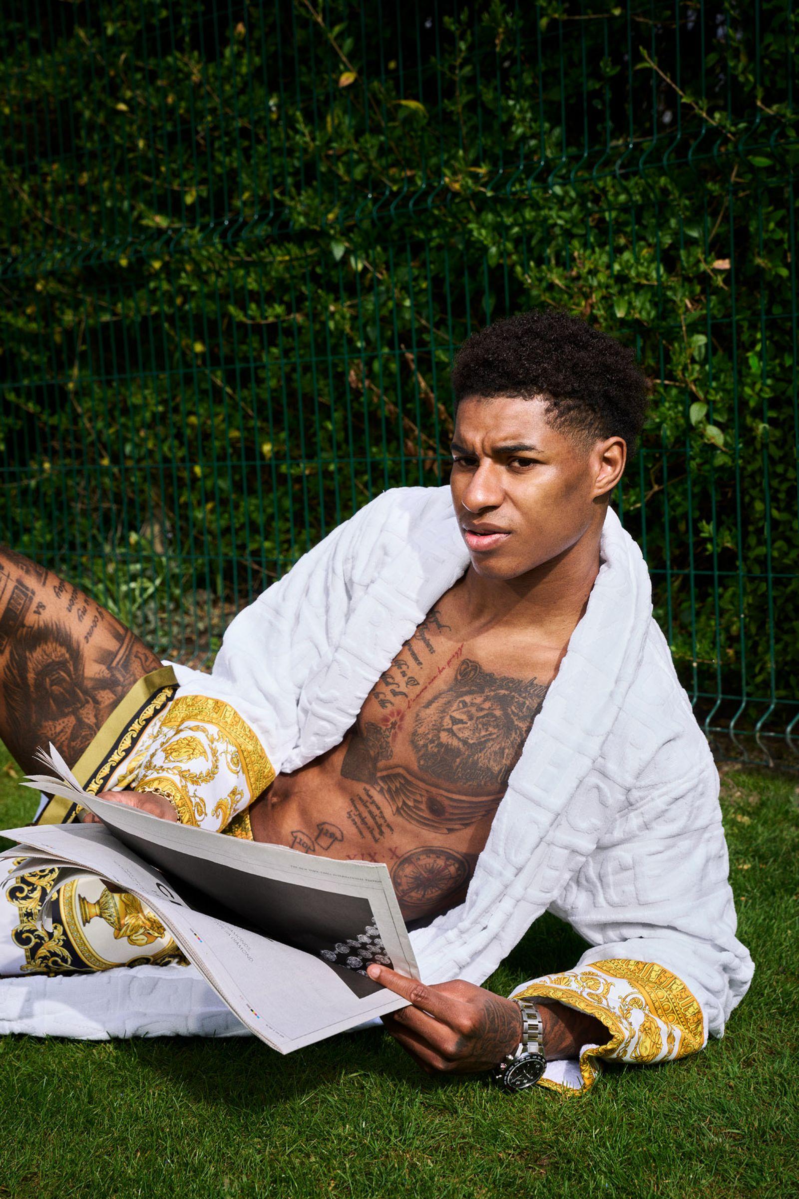 Robe VERSACE Boxers VERSACE Watch TAG HEUER