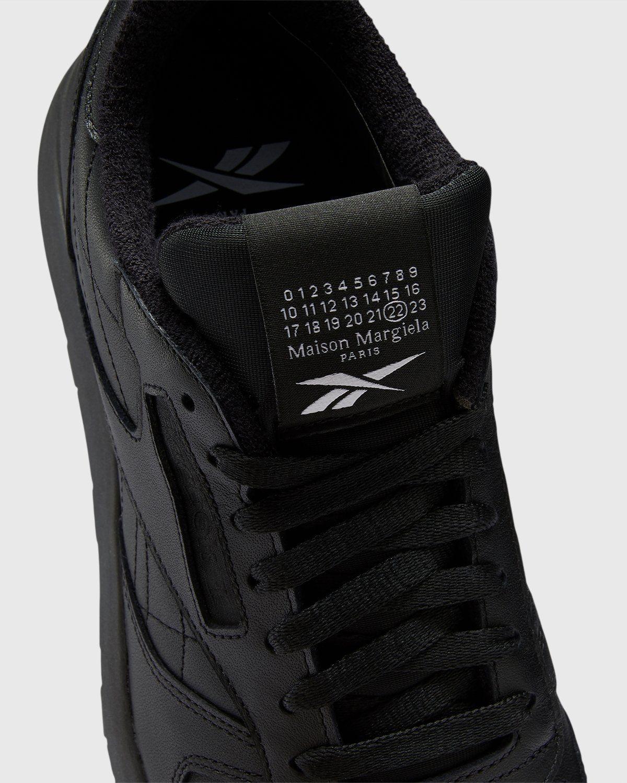 Maison Margiela x Reebok — Classic Leather Tabi Black - Image 5