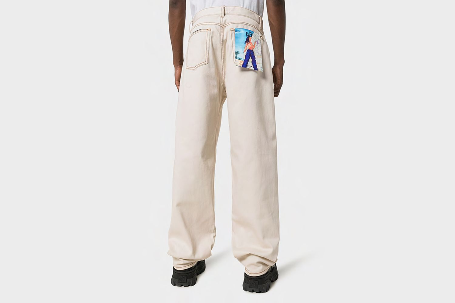 Benz Loose Fit Jeans