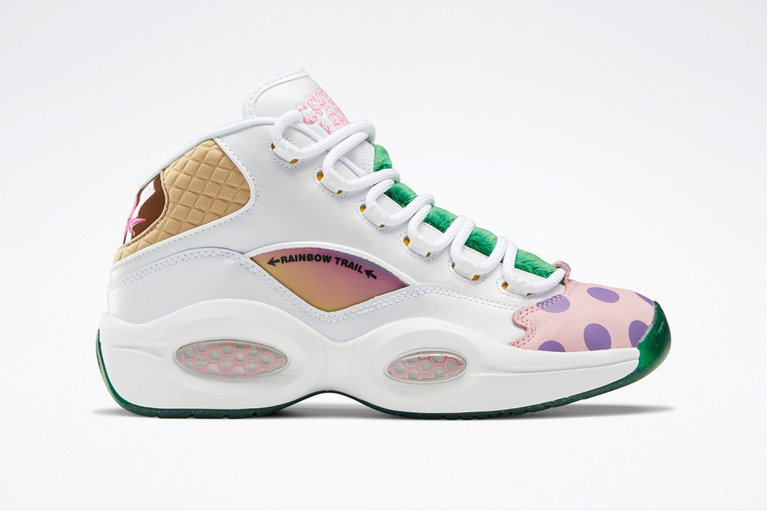 Candy Land Question Mid Trainers