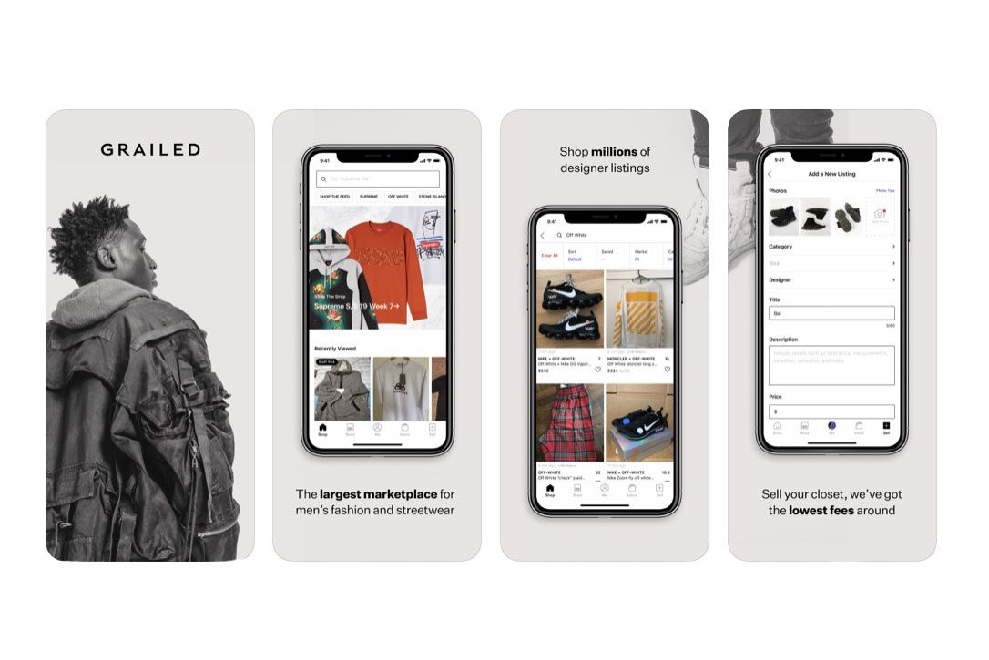 Grailed Scores $60M in Funding, Another Win for Resale