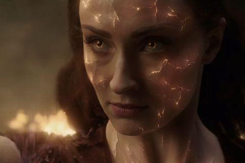 dark phoenix reviews Sophie Turner x-men