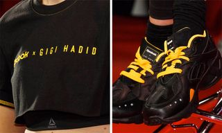 Gigi Hadid Is Designing Her Own Reebok Collection