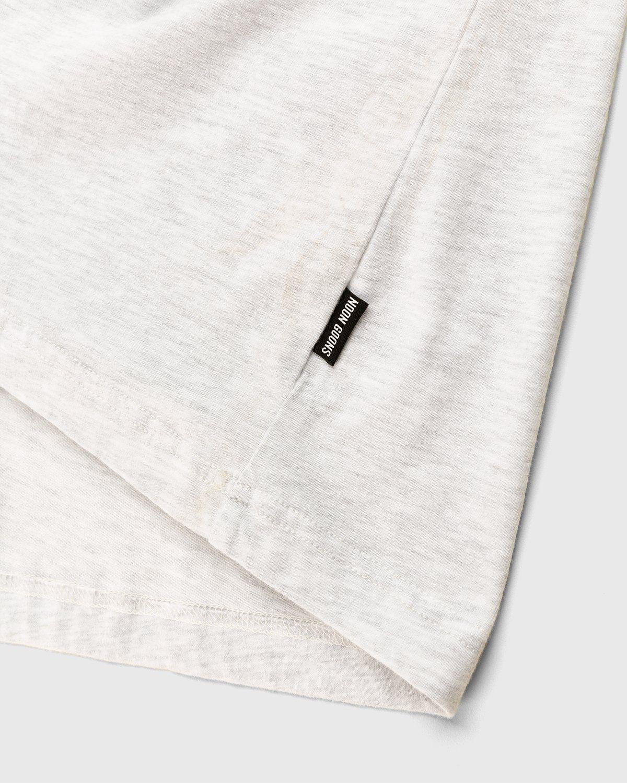 Noon Goons – Var City T-Shirt Grey - Image 4