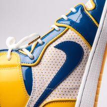 "88d81e28e48c Shoe Surgeon Nike Air Jordan 1 ""Golden State Warriors"
