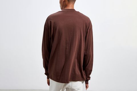 9 To 5 Long Sleeve Tee