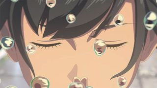 weathering with you teaser trailer Your Name