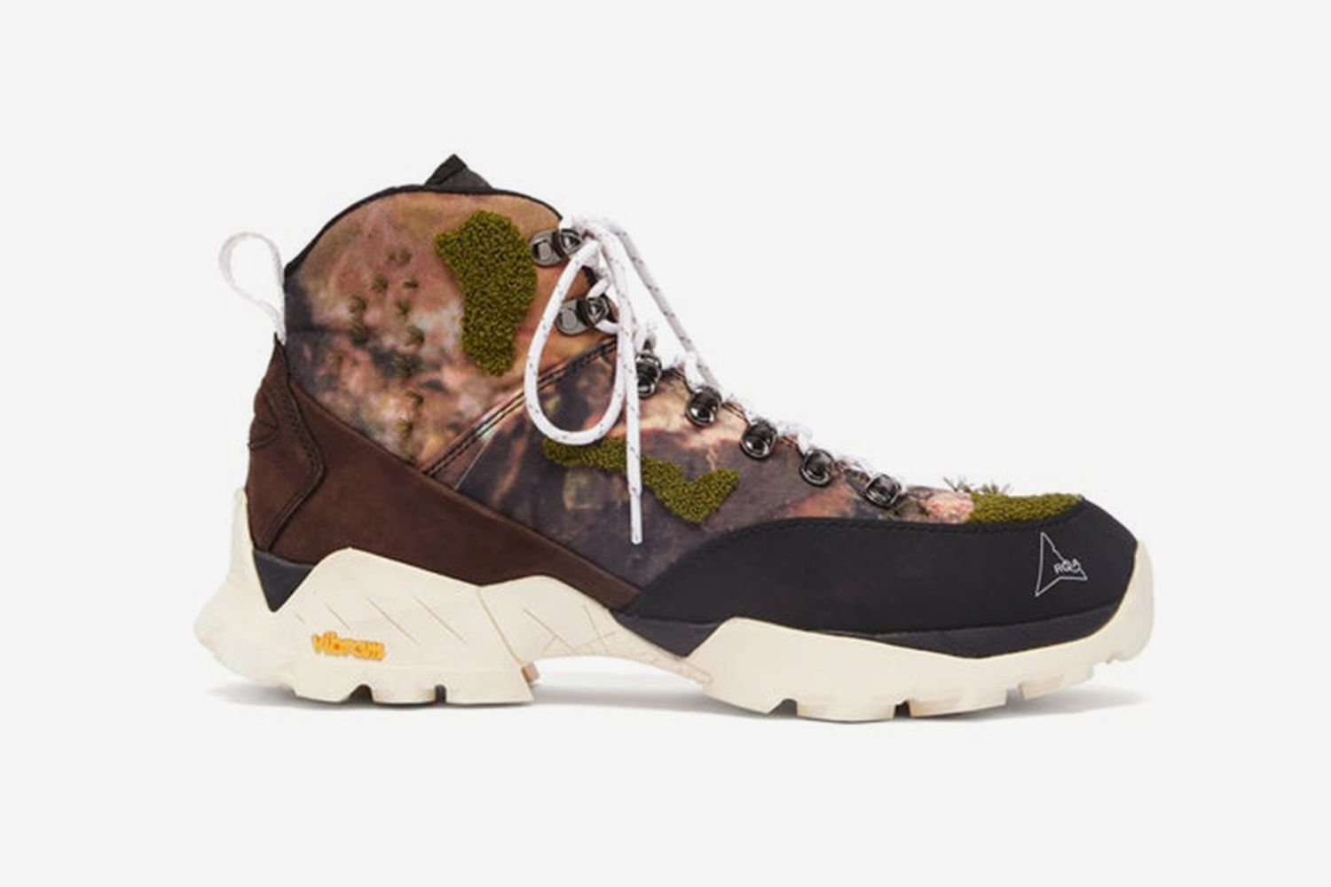 Andreas Kudu-Leather Hiking Boots
