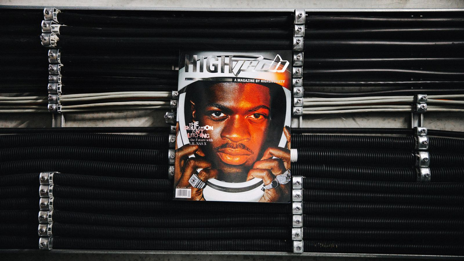 HIGHTECH - A MAGAZINE BY HIGHSNOBIETY - campaign