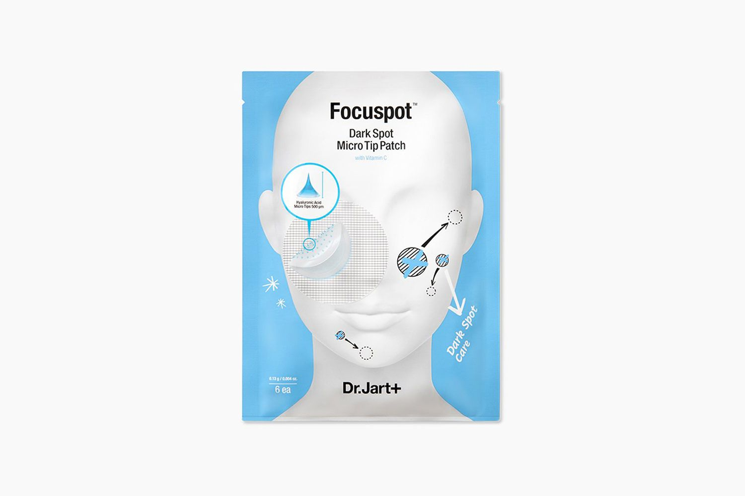 Focuspot Dark Spot Micro Tip Patch