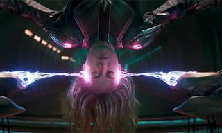 Brie Larson Is on Fire in Latest 'Captain Marvel' Trailer