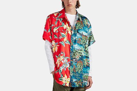 hawaiian shirts main Aries Rhude ambush