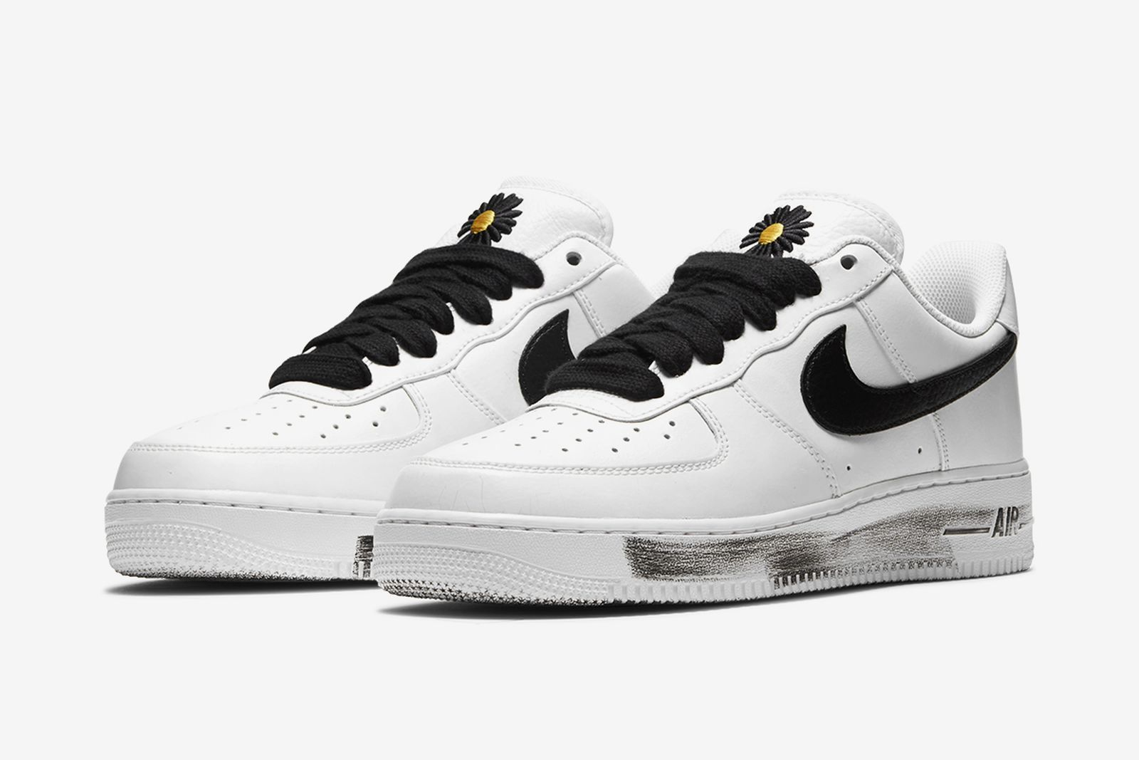 "Gorrión Activar Refinería  G-Dragon x Nike Air Force 1 ""Para-Noise 2.0"": Where to Buy Today"