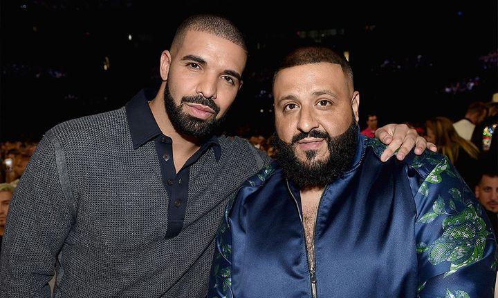 Drake and DJ Khaled