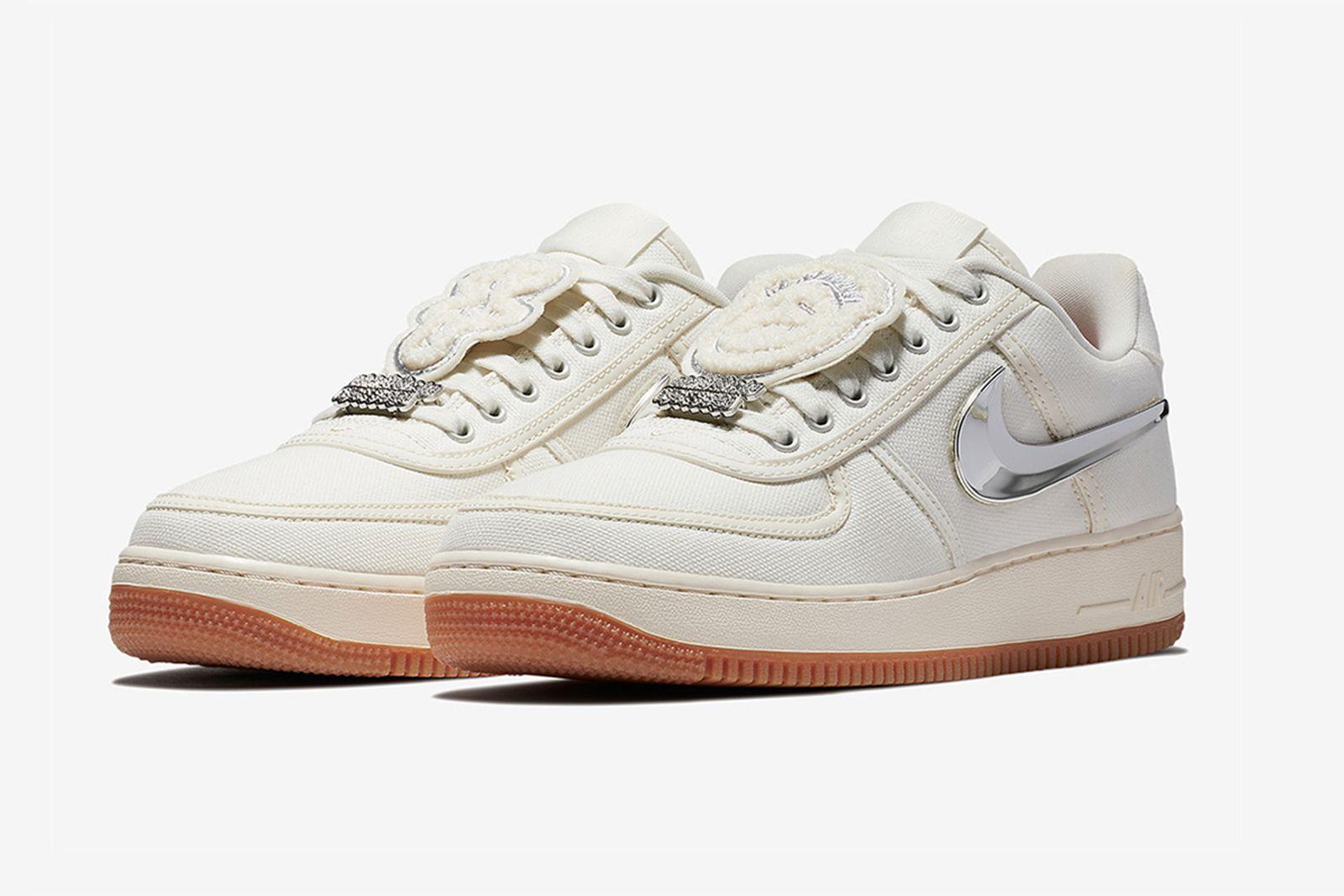 travis scott sneaker collaboration history Air Jordan Nike