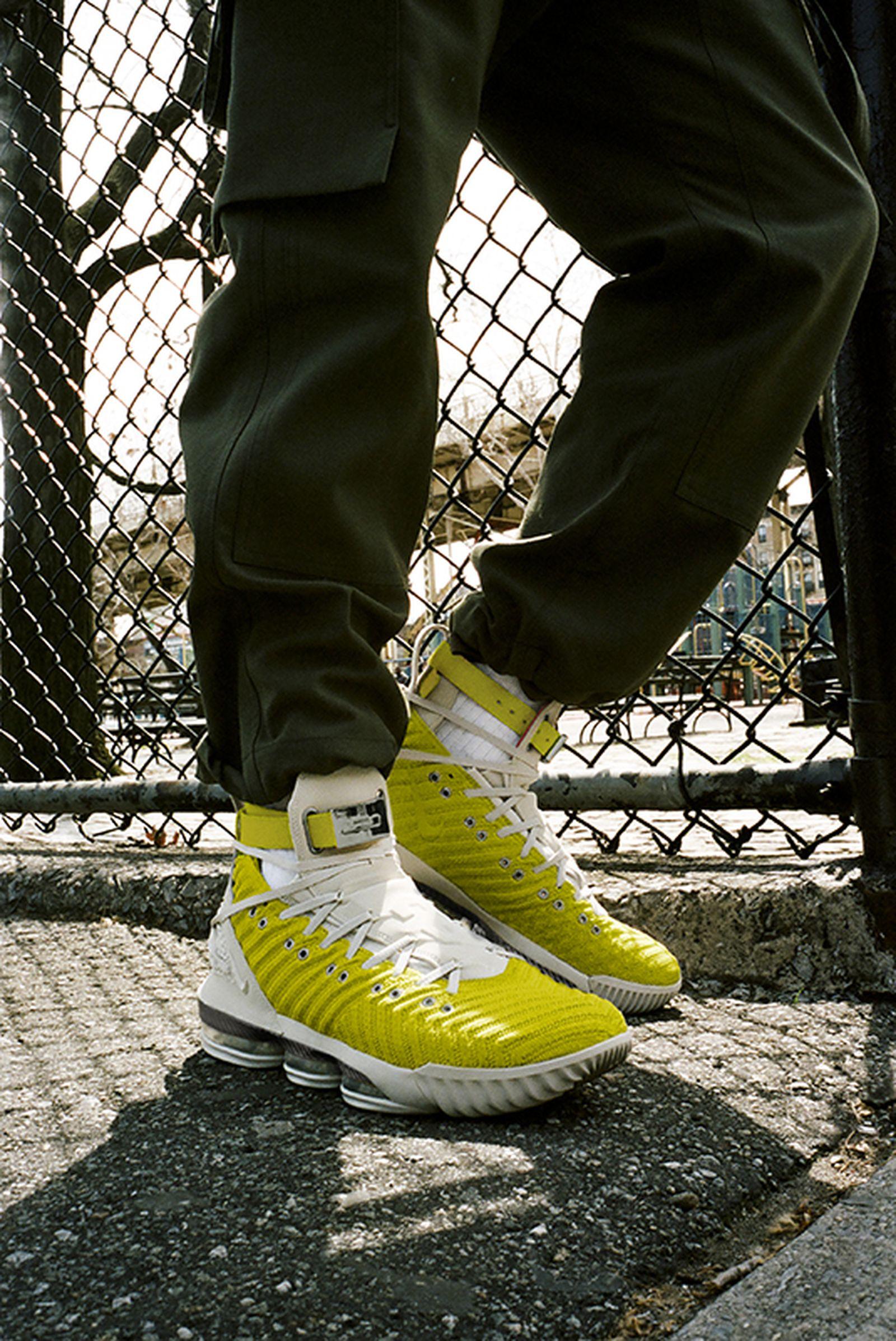 "Harlem's Fashion Row x Nike LeBron 16 ""Harlem Stage"": Release Info"
