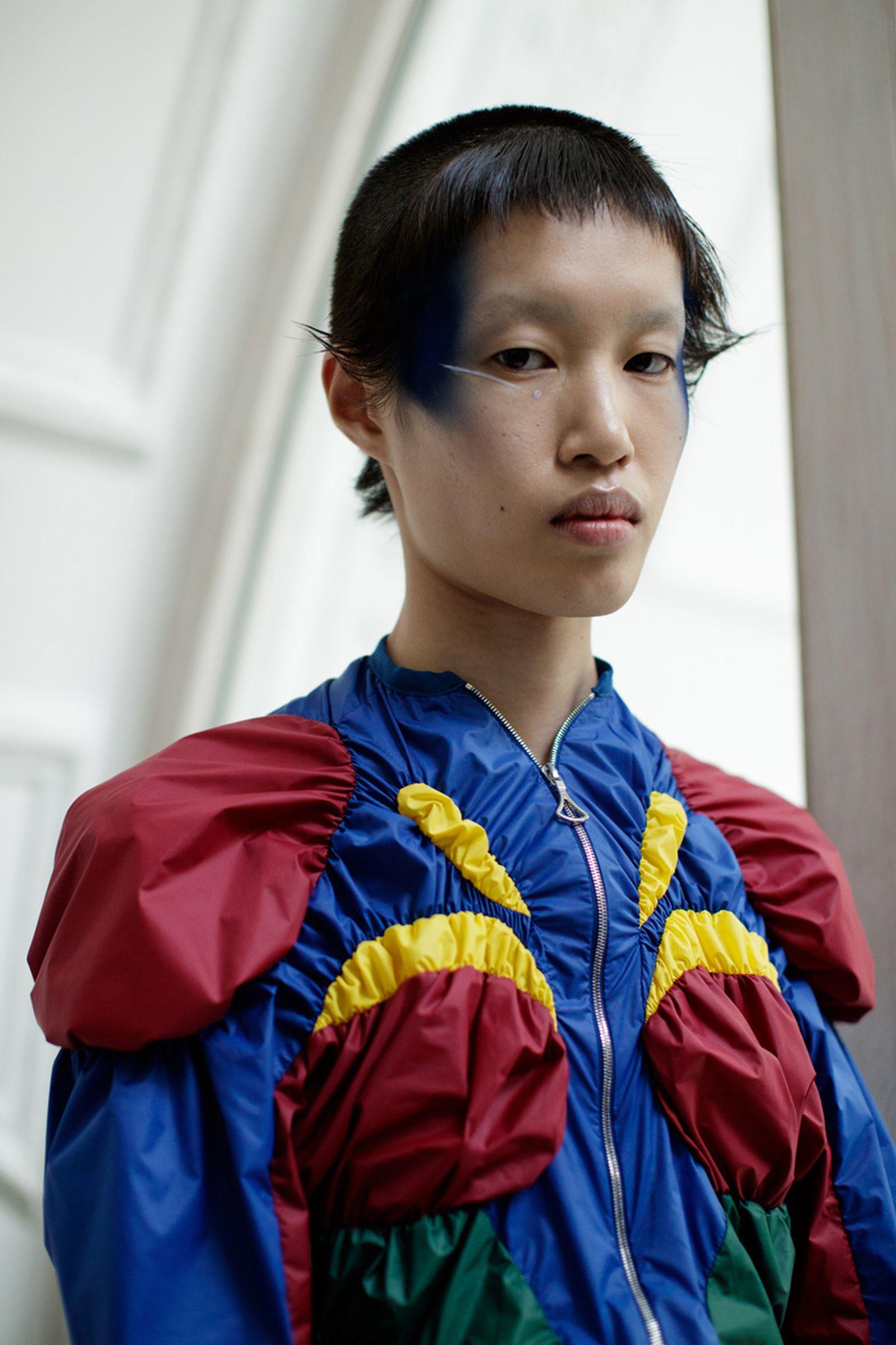 kiko kostadinov london fashion week2