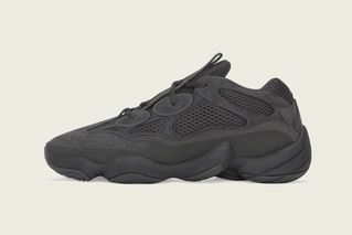 "sale retailer 9049b c76ba adidas YEEZY 500 ""Utility Black"" Restocked on YEEZY SUPPLY"