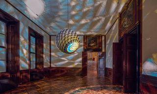 "Preview Olafur Eliasson's Incredible ""Baroque Baroque"" Exhibit at Vienna's Winter Palace"