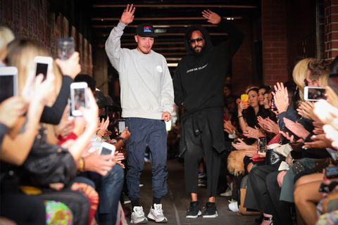 public schools new program will supply streetwear labels with sustainable basics V-to blanks program