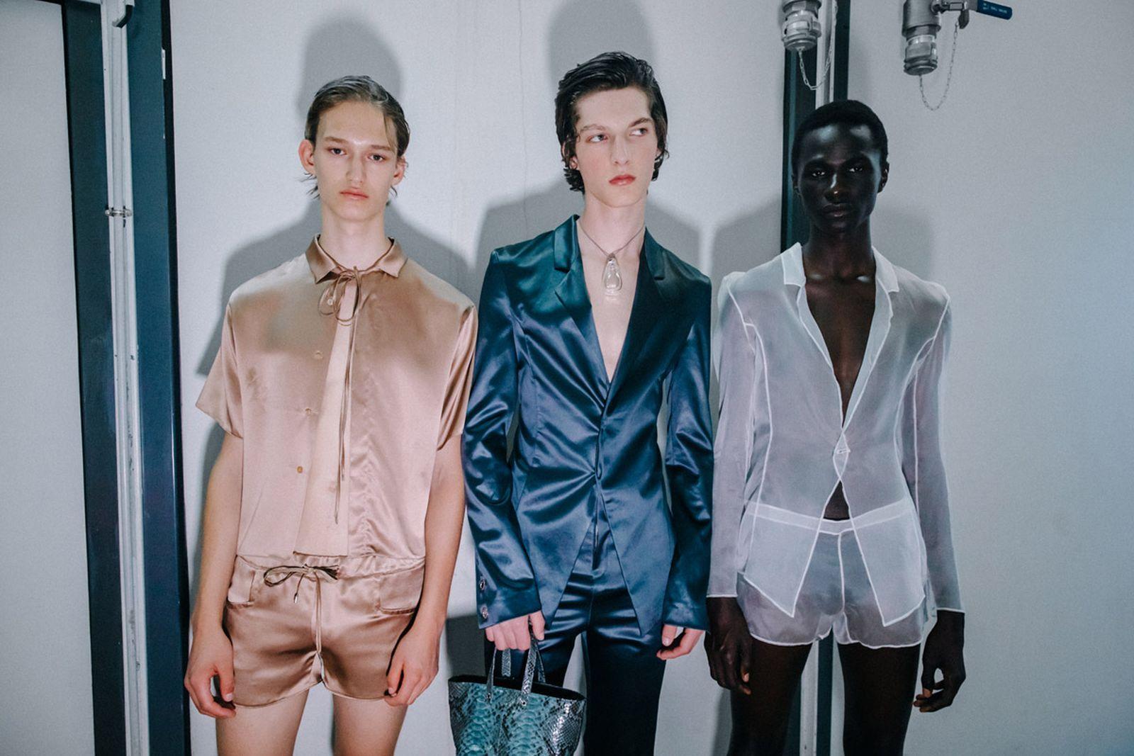 MSS20 Paris Ludovic de Saint Sernin Julien Tell For Web 01 paris fashion week runway