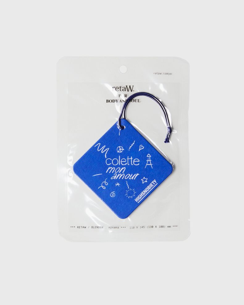 colette Mon Amour - retaW Car Fragrance Tag