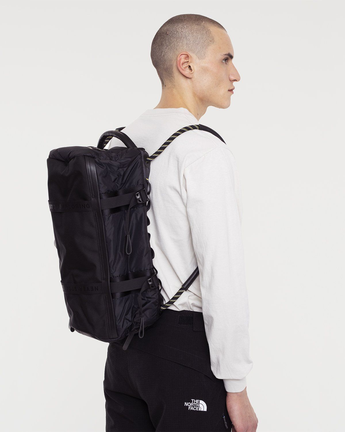 The North Face Black Series - Base Camp Duffel Black - Image 2