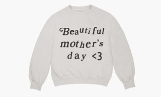 """Kanye West Drops """"Beautiful Mother's Day"""" Crewneck"""