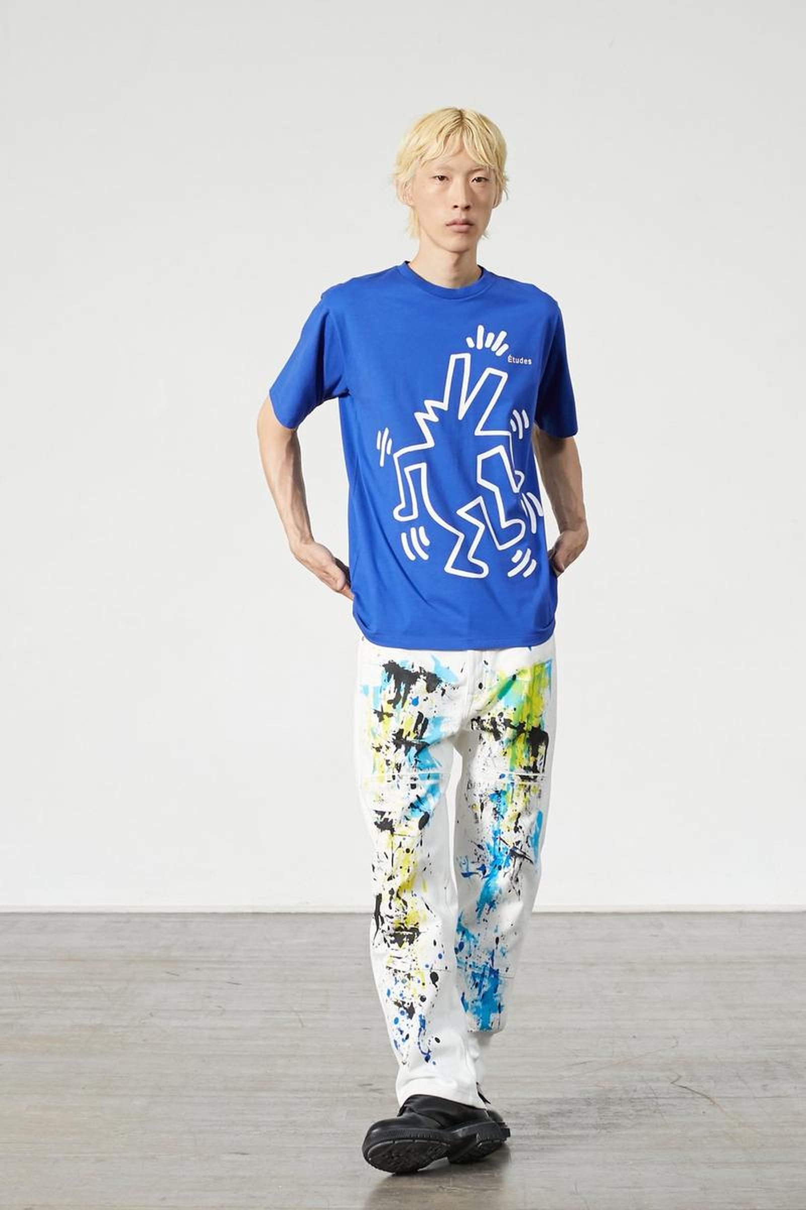 6etudes-keith-haring-ss20-collection