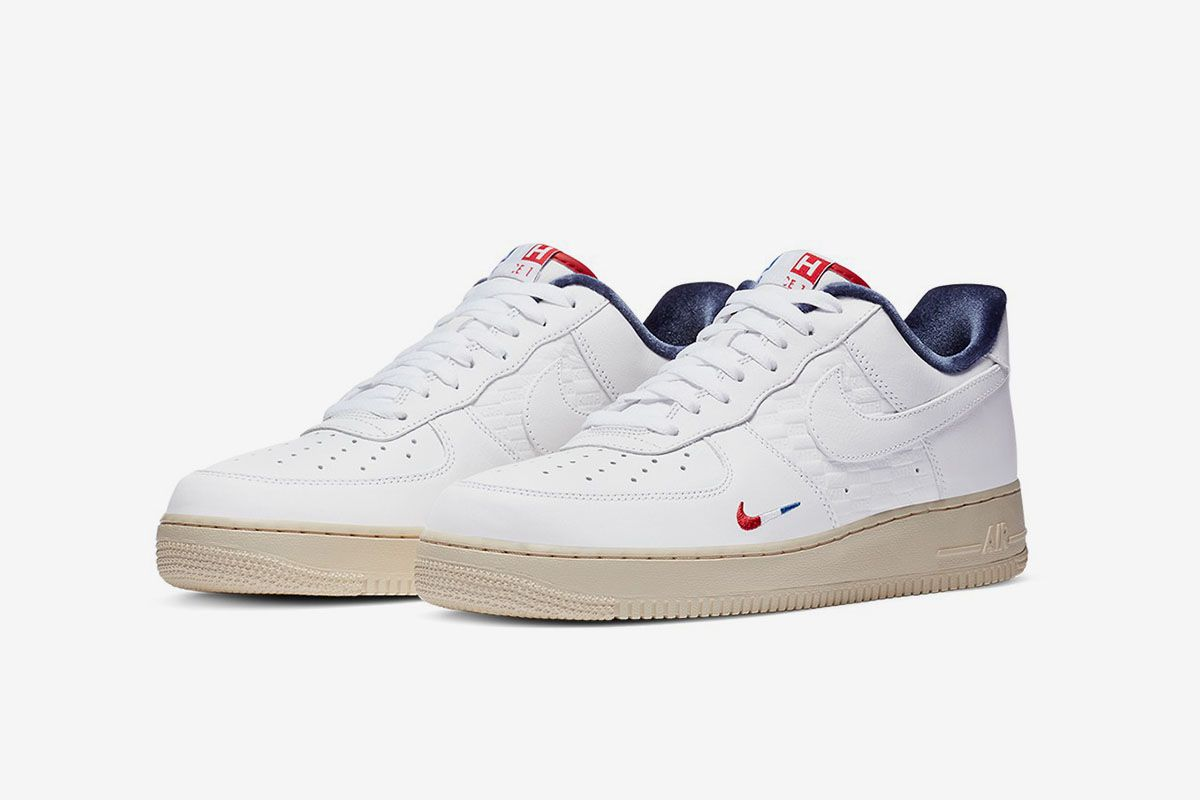 """Kith's """"Paris"""" Nike Air Force 1 May Be Its Best Yet 3"""