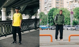 Here's Our Latest Street Style Roundup From Moscow
