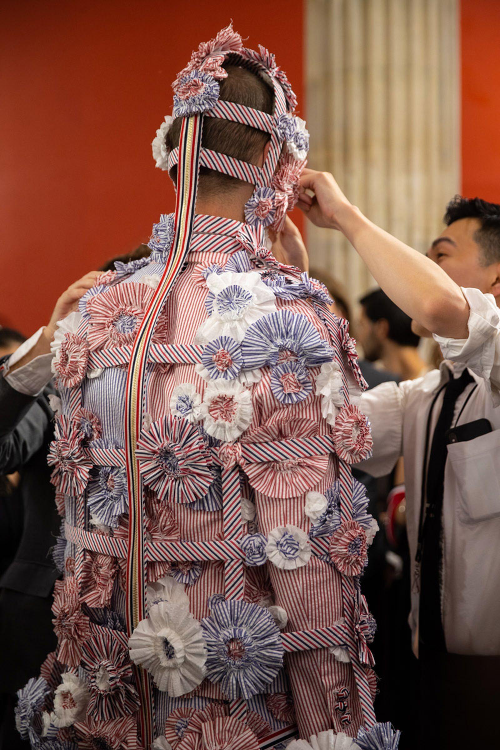 MSS20 Paris Thom Browne Eva Al Desnudo For web 09 paris fashion week runway