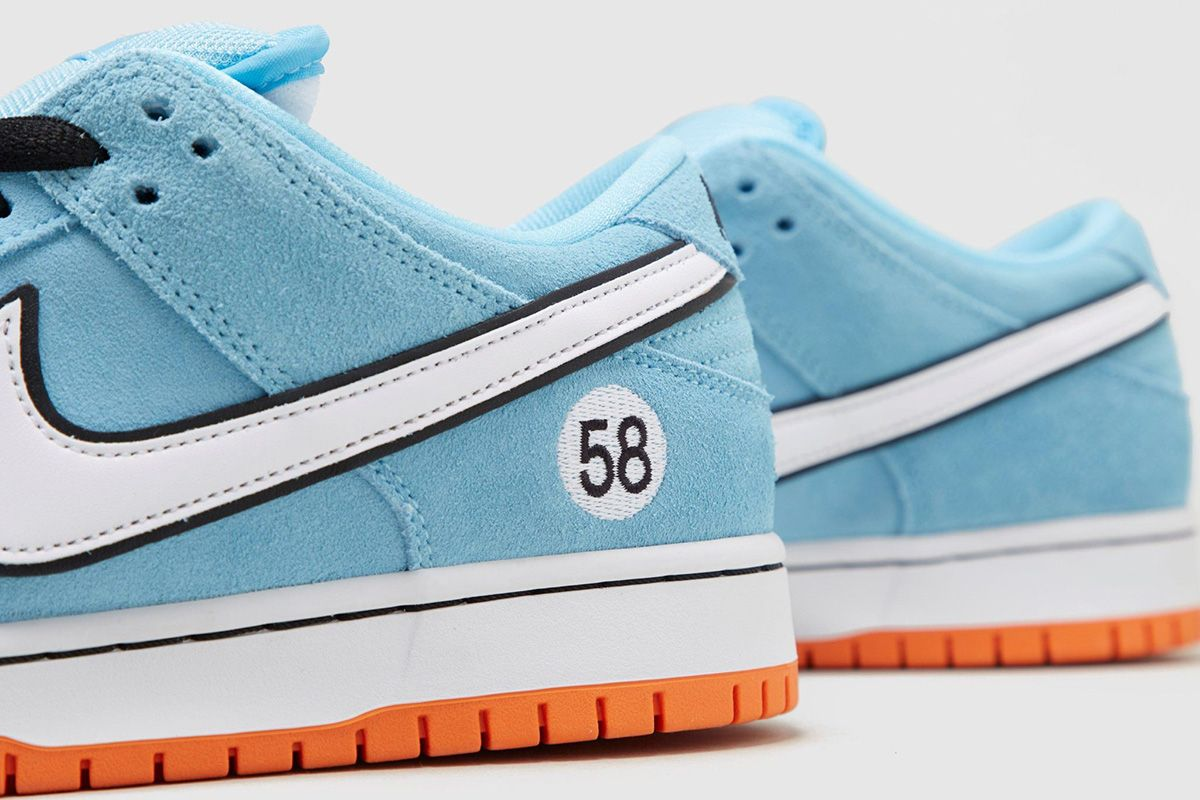 Club 58 Dresses SB Dunks in Blue Suede & Other Sneaker News Worth a Read 36