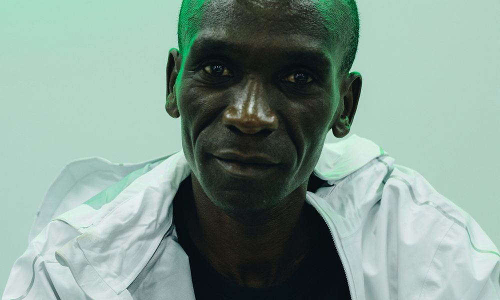 The Future of Running According to the World's Finest Professional athlete, Eliud Kipchoge thumbnail